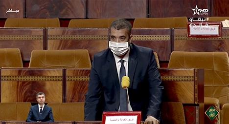 """""""كورونا"""".. عديلي: المغرب اتخذ قرارات حاسمة لحماية مقدرات الدولة وإمكانياتها وماليتها"""