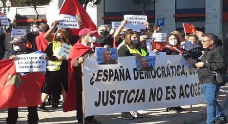 """منظمات تدعو القضاء الإسباني لتحقيق العدالة وإنصاف ضحايا زعيم ميليشيات """"البوليساريو"""""""