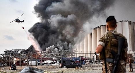 ارتفاع حصيلة انفجار بيروت إلى 135 قتيلا ونحو 5 آلاف جريح
