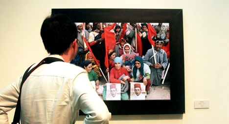 وزارة الاتصال تنظم بالرباط معرضا للصور التاريخية بمناسبة الذكرى الـ39 للمسيرة الخضراء