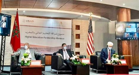 برنامج شراكة التعليم العالي.. رصد 5 ملايين دولار لتكوين مدرسي التعليم الابتدائي