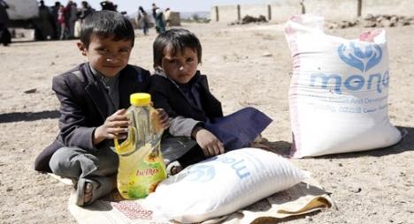 """اليونيسيف: وباء """"كورونا """"يفاقم سوء تغذية ملايين الأطفال عبر العالم"""