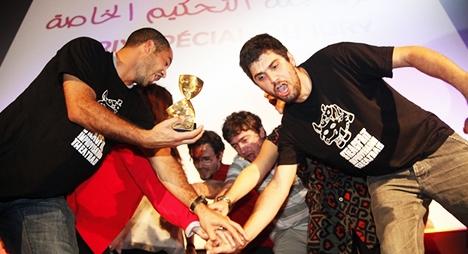 تونس تحُوز على الجائزة الكبرى للمهرجان الدولي للمسرح الجامعي بطنجة