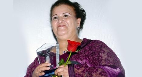 مهرجان طنجة السينمائي الدولي يكرم الفنانة فاطمة وشاي