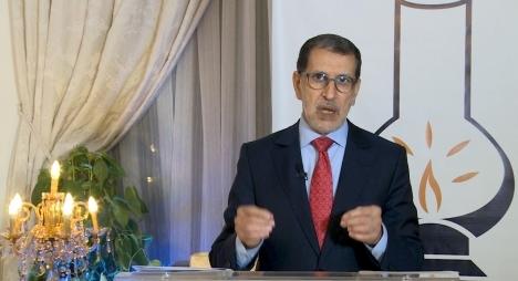العثماني: نحن لا نجعل قضية الصحراء المغربية في تعارض مع قضية فلسطين
