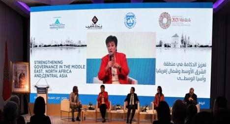 مديرة صندوق النقد الدولي تنوه بجهود المغرب في مكافحة الفساد