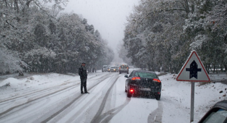 طقس الاثنين..برد وثلج في بعض مناطق المملكة