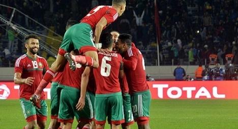 """المنتخب المغربي للمحليين يتأهل لنهائيات """"الشان"""" على حساب الجزائر"""