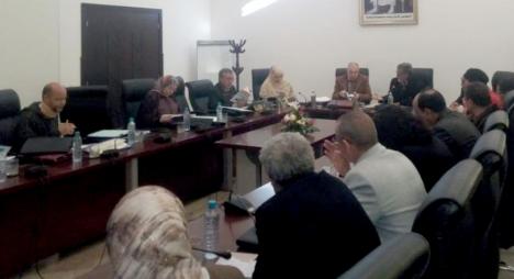 فريق العدالة والتنمية بمجلس النواب في ضيافة المعهد الملكي للثقافة الأمازيغية