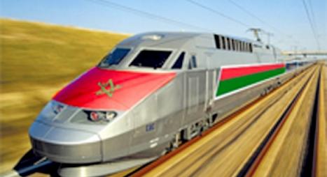 القطار فائق السرعة يشرع في عمليات التشغيل الأولية