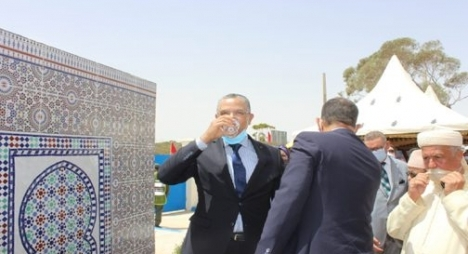 الشروع في استغلال مشروع جديد لتقوية تزويد جرسيف بالماء الشروب