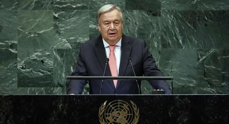 لولاية ثانية..إعادة تعيين أنطونيو غوتيريش أمينا عاما للأمم المتحدة