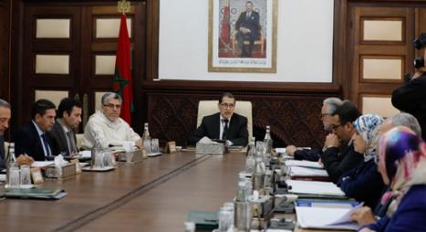 مجلس الحكومة يصادق على مشروعي مرسومين يهمان القضاة وموظفي كتابة الضبط