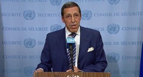 المغرب يندد لدى الأمين العام ومجلس الأمن بمناورات جنوب إفريقيا