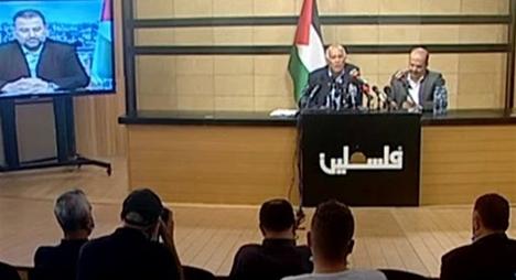 حماس وفتح تتفقان على مواجهة قرار ضم الاحتلال للضفة الغربية