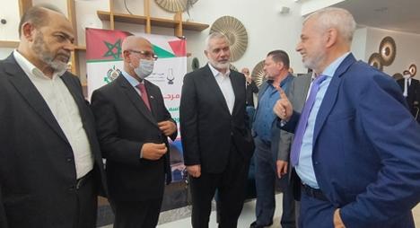 بنخلدون يكشف نتائج أول زيارة لهنية للمغرب