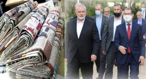 """زيارة حركة """"حماس"""" للمغرب بعيون الإعلام الوطني"""