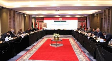 بوزنيقة.. استئناف الحوار الليبي بين المجلس الأعلى للدولة ومجلس النواب الليبي