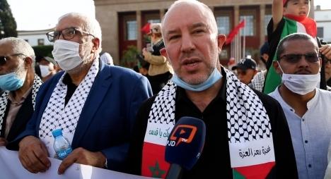 ابراهيمي: جرائم الاحتلال ضد الفلسطينيين دليل على عنصرية الكيان الصهيوني