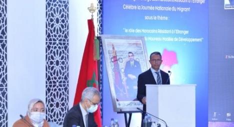 لقاء وطني للوزارة المكلفة بمغاربة الخارج يبرز دور الجالية في تنزيل النموذج التنموي الجديد