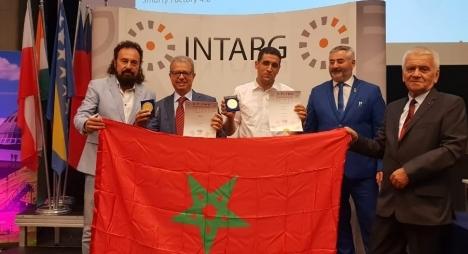 إسطنبول.. المغرب يتفوق بفوزه بأربع ميداليات في المعرض الدولي للابتكار