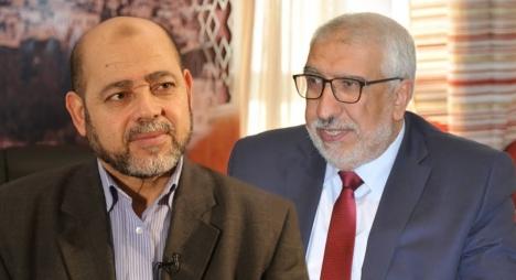 اجتماع استثنائي للجنة دعم فلسطين.. والحمداوي يتصل بموسى أبو مرزوق