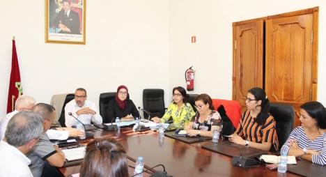 """العبدلاوي يعقد لقاء تشاوريا لتسريع مشروع ترميم """"ساحة الثيران"""" بطنجة"""