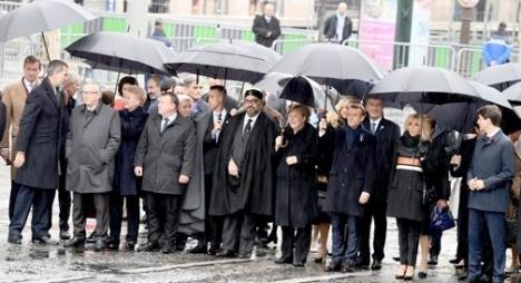 بمشاركة جلالة الملك..احتفالات دولية بباريس تخليدا للذكرى المئوية لنهاية الحرب العالمية الأولى