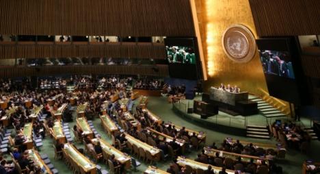 الجمعية العامة للأمم المتحدة تعتمد 4 قرارات تتعلق بفلسطين