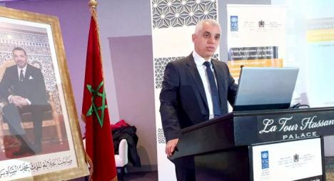 آيت الطالب: بلادنا تتوفر على 20 مركزا جهويا للترويض الطبي