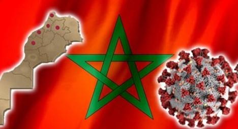 """5 جهات بالمغرب تسجل أكثر من 86  بالمائة من  إجمالي الإصابات بـ""""كورونا"""""""