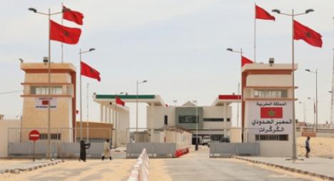 التنسيقية الدولية لدعم الحكم الذاتي بالصحراء المغربية تعبر عن دعمها الكامل لتدخل القوات المسلحة الملكية بالكركرات