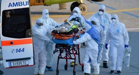 """""""كورونا"""".. خلال 24 ساعة الولايات المتحدة الأمريكية تتخطى عتبة الـ90 ألف إصابة"""
