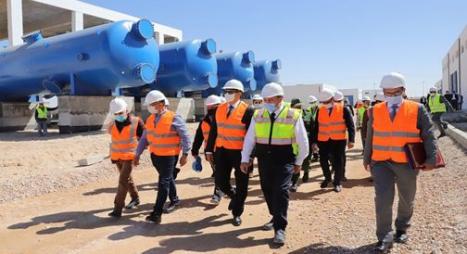 العيون.. محطة ثانية لتحلية مياه البحر سترى النور في الأسدس الثاني لسنة 2021