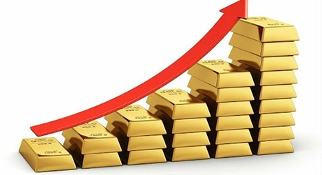 أسعار الذهب ترتفع لمستويات قياسية