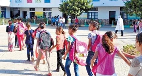 التربية الوطنية تعلن اتخاذ التدابير اللازمة لانطلاق الدراسة في 3 شتنبر 2021