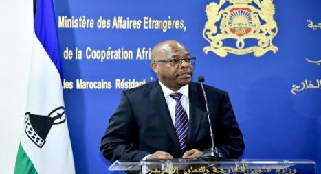 """ليسوتو تقرر تعليق جميع القرارات والتصريحات السابقة المتعلقة بـ""""الجمهورية الوهمية"""""""