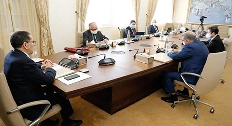 السياسة الوطنية في مجال الصحة والسلامة المهنيتين على طاولة مجلس الحكومة