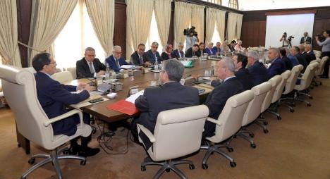 انعقاد مجلس للحكومة الخميس المقبل