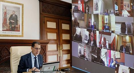 الحكومة تصادق على مشروع قانون لإعادة تنظيم أكاديمية المملكة المغربية