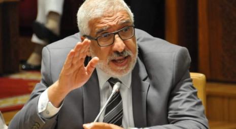 """الحمداوي في """"مهرجان مغاربة مع الأقصى"""": القضية الفلسطينية مؤشر على حياة الأمة"""