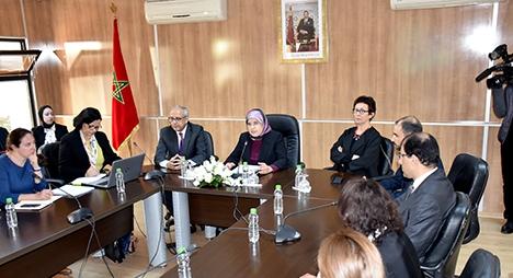 المصلي: المغرب يتوفر على خطة واضحة المعالم للتمكين الاقتصادي للنساء