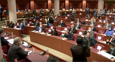 مجلس النواب يصادق على مشروع قانون يتعلق بمدونة الانتخابات الخاصة بالغرف المهنية