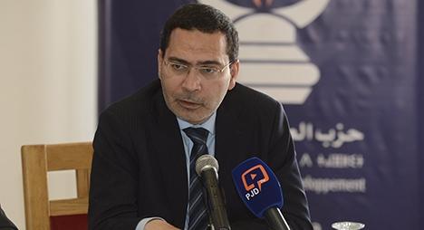 الخلفي من العيون: الدفاع عن الوحدة الترابية للمغرب ليس غريبا على العدالة والتنمية