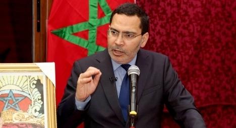 """الخلفي:""""قضية الصحراء""""في العمق مخطط استهدف تجزيءوتقسيم المغرب"""