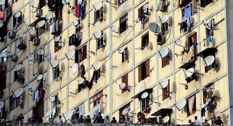 مرسوم منع وضع اللاقط الهوائي على البنايات السكنية يصدر بالجريدة الرسمية