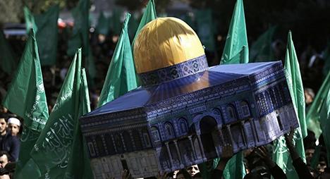 """حماس تهاجم تصريحات عضو """"الكنيست الإسرائيلي"""" عن القائمة العربية"""