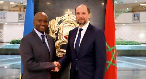 المغرب ورواندا يقرران إحداث لجنة لتتبع اتفاقيات التعاون الثنائي