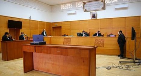 في أسبوع واحد.. أزيد من 158 ألف قضية راجت بمختلف محاكم المملكة