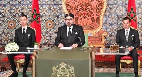 جلالة الملك يؤكد عزمه جعل المغرب فاعلا أساسيا في بناء إفريقيا المستقبل